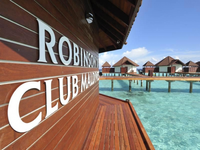 ROBINSON CLUB MALDIVES|Robinson Club Golf|Winter Robinson|||
